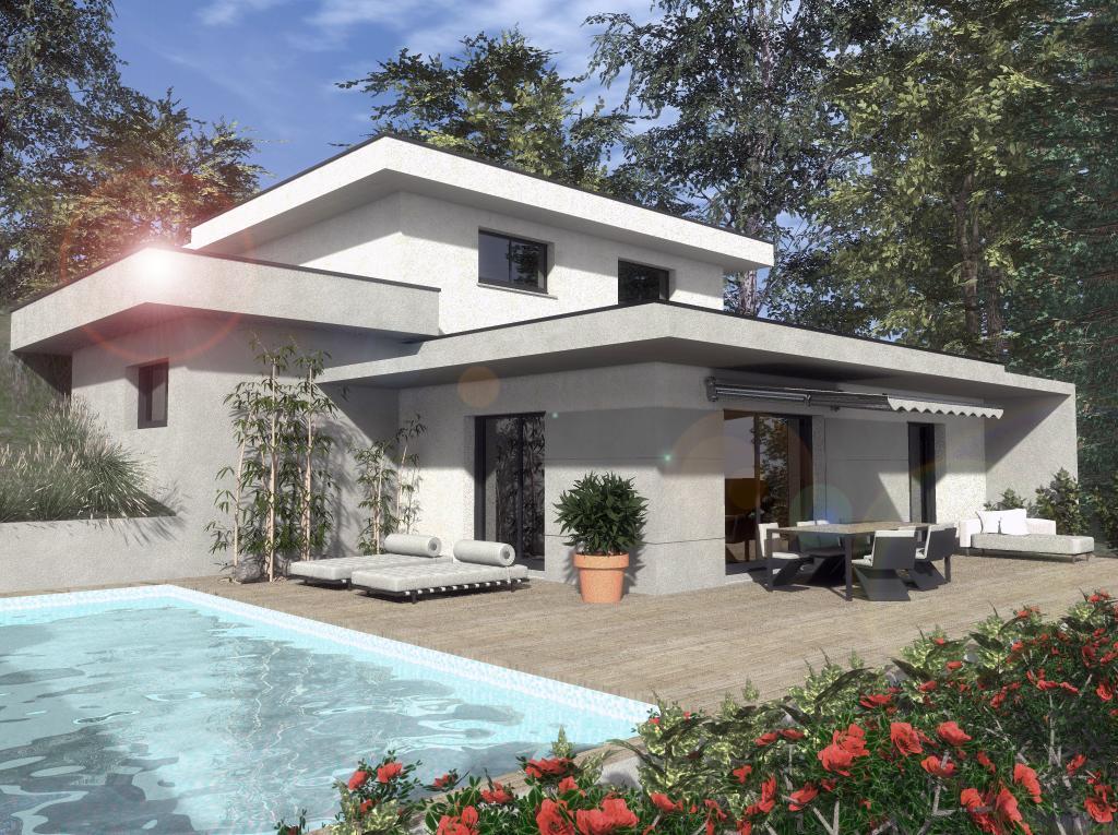 Terrains du constructeur MAISONS COTE SOLEIL 34 • 550 m² • ROUJAN