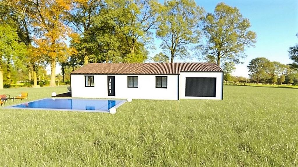 Maisons du constructeur MAISONS COTE SOLEIL 34 • 80 m² • POUZOLLES