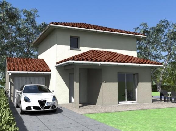Maisons du constructeur MAISONS COTE SOLEIL 34 • 95 m² • PEZENAS
