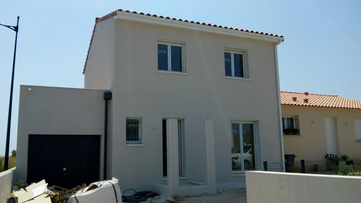 Maisons du constructeur MAISONS COTE SOLEIL 34 • 80 m² • CESSENON SUR ORB