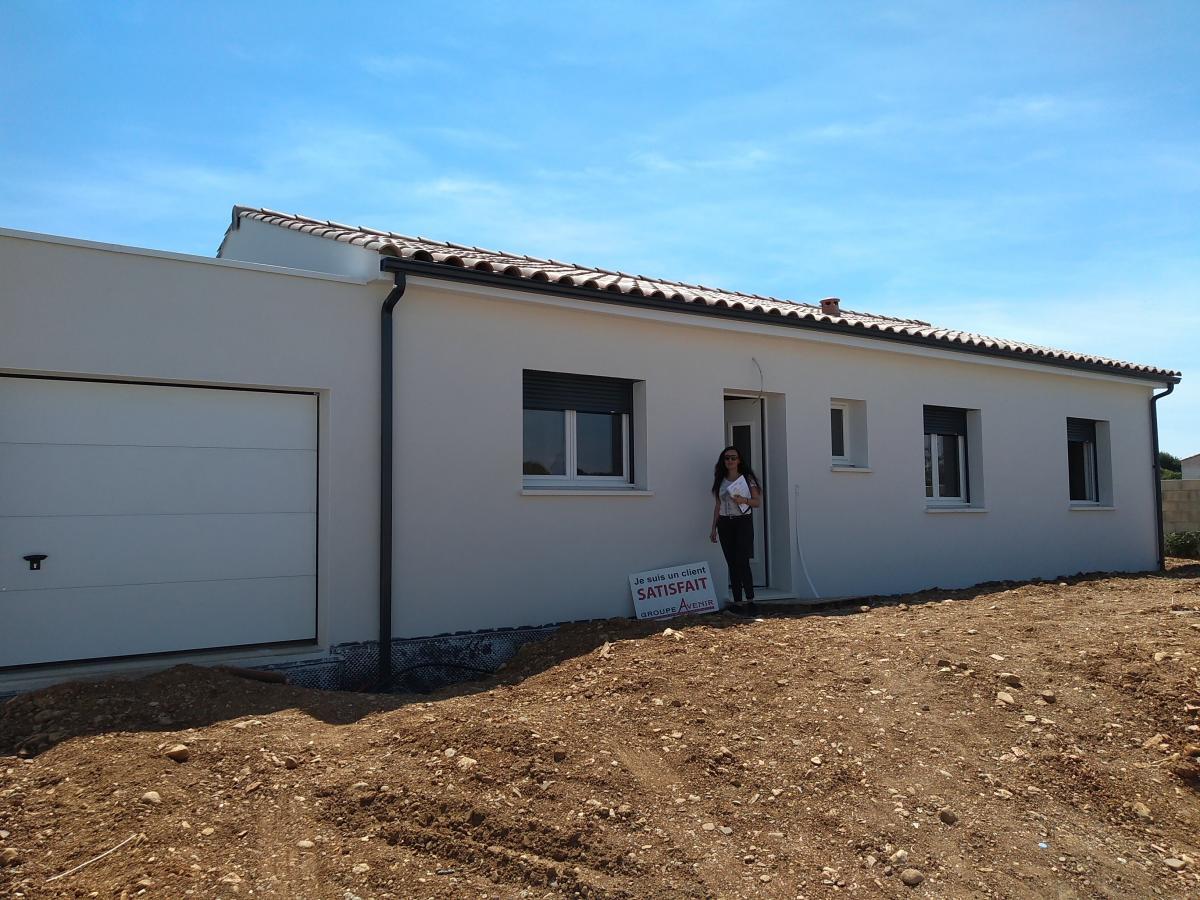 Maisons du constructeur MAISONS COTE SOLEIL 34 • 86 m² • CERS