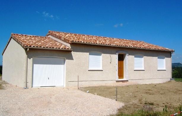 Maisons du constructeur MAISONS COTE SOLEIL 34 • 85 m² • COULOBRES