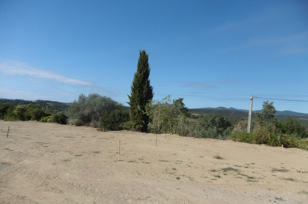 Terrains du constructeur MAISONS COTE SOLEIL 34 • 585 m² • AUTIGNAC