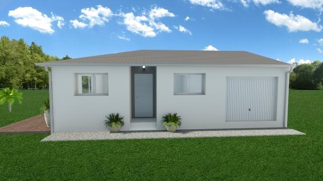 Maisons du constructeur MAISONS COTE SOLEIL 34 • 90 m² • TOURBES