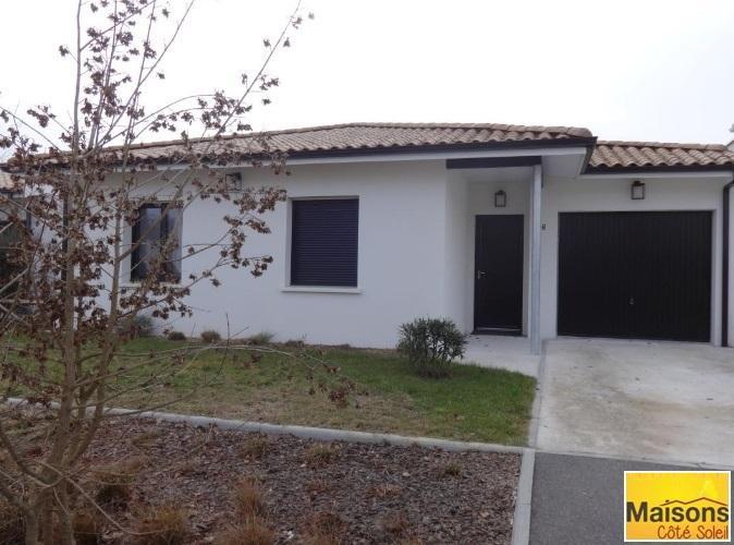 Maisons du constructeur MAISONS COTE SOLEIL 11 • 80 m² • LAVALETTE