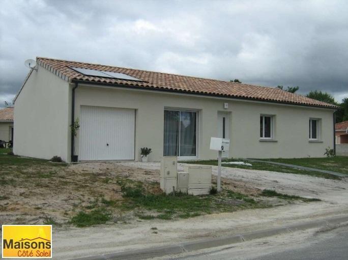 Maisons du constructeur MAISONS COTE SOLEIL 11 • 88 m² • PALAJA