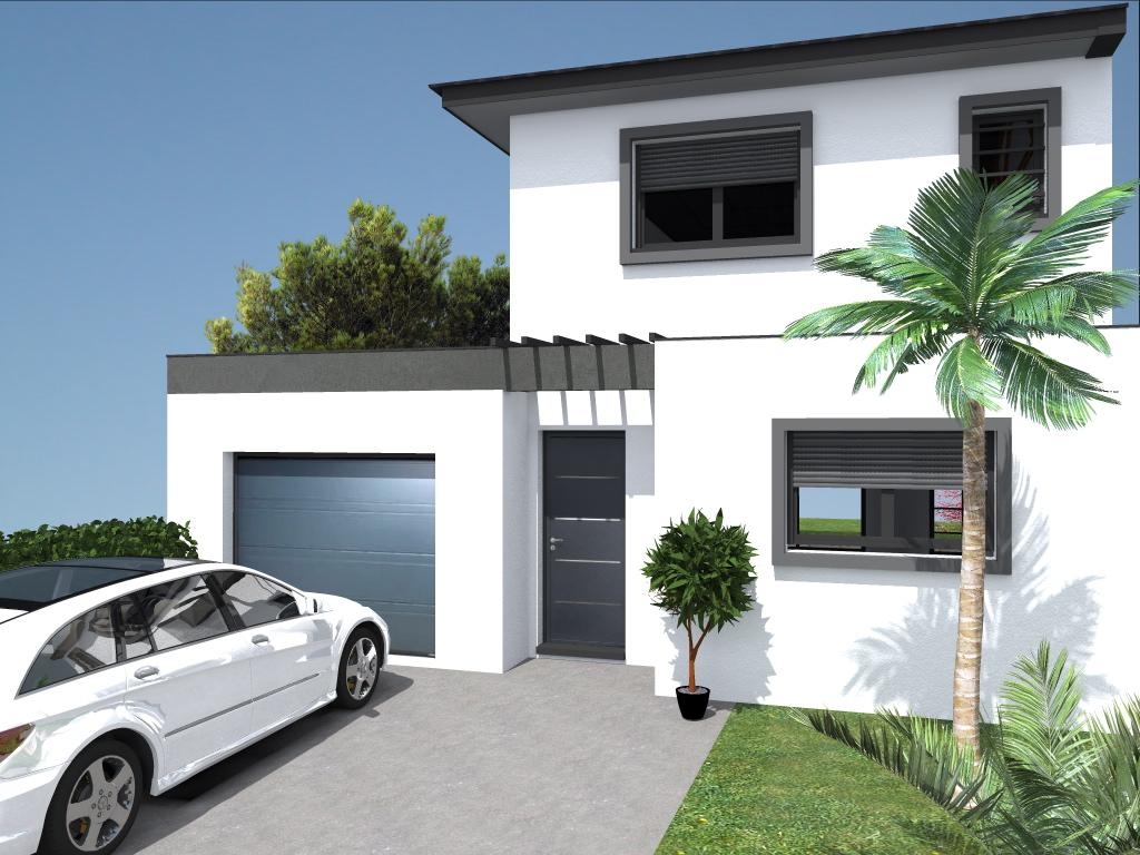 Maisons du constructeur MAISONS COTE SOLEIL 11 • 85 m² • PARAZA