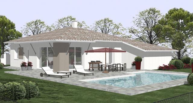 Maisons du constructeur MAISONS COTE SOLEIL 11 • 80 m² • LEZIGNAN CORBIERES