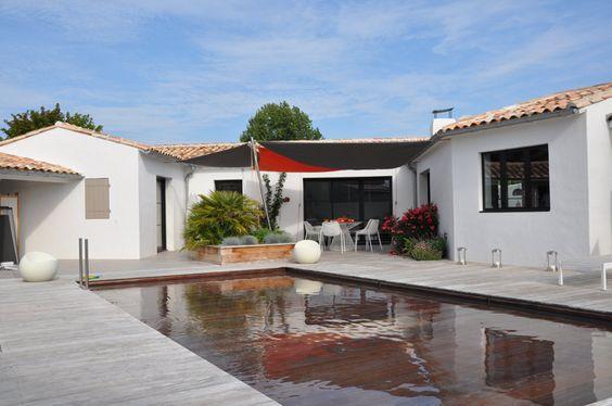 Maisons du constructeur MAISONS COTE SOLEIL 11 • 100 m² • ESCALES