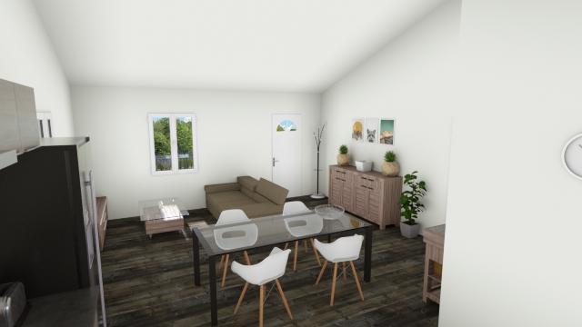 Maisons du constructeur MAISONS COTE SOLEIL 11 • 73 m² • VILLEGAILHENC