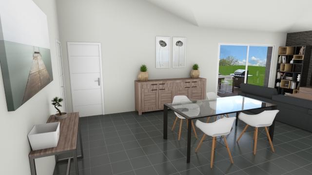 Maisons du constructeur MAISONS COTE SOLEIL 11 • 110 m² • LAURAGUEL