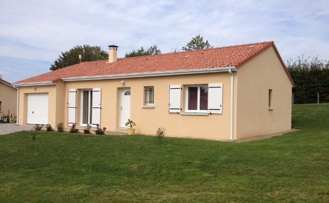 Maisons du constructeur MAISONS COTE SOLEIL 11 • 92 m² • RUSTIQUES