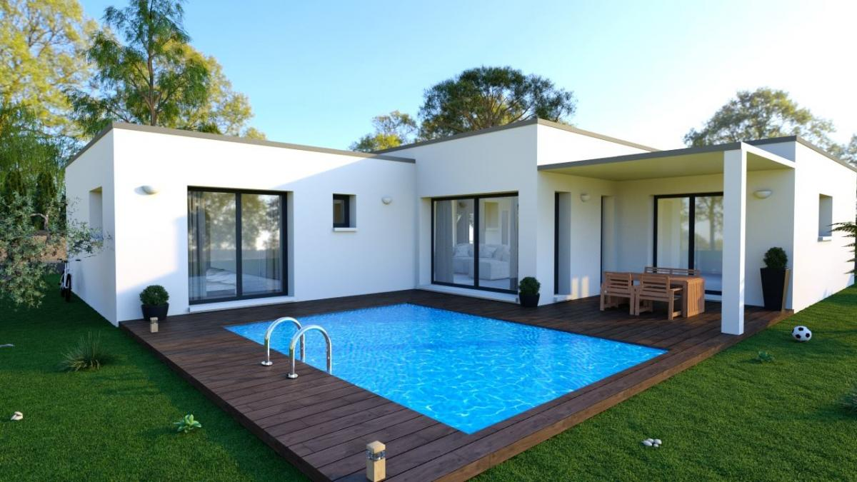 Maisons du constructeur MAISONS COTE SOLEIL 11 • 100 m² • SALLELES D'AUDE