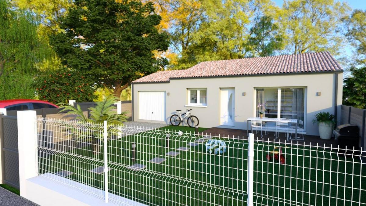 Maisons du constructeur MAISONS COTE SOLEIL 11 • 90 m² • LEZIGNAN CORBIERES