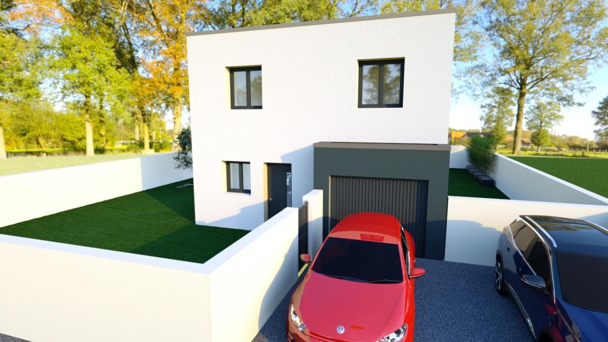 Maisons du constructeur MAISONS COTE SOLEIL 11 • 90 m² • NARBONNE