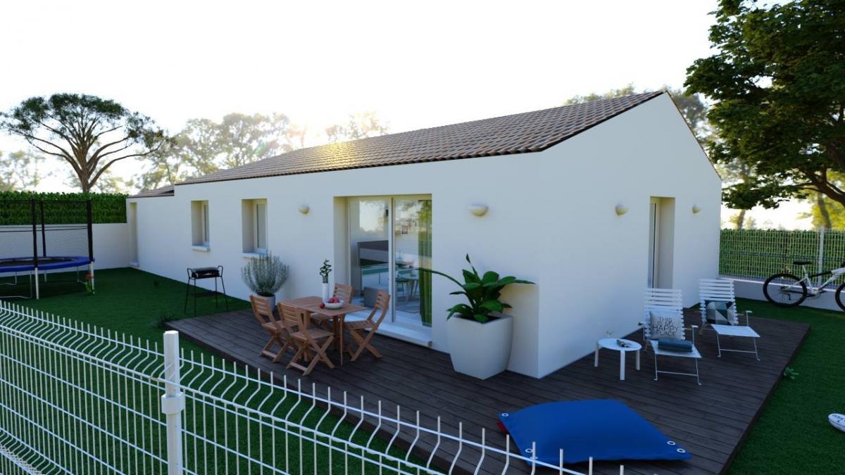 Maisons du constructeur MAISONS COTE SOLEIL 11 • 85 m² • BIZE MINERVOIS