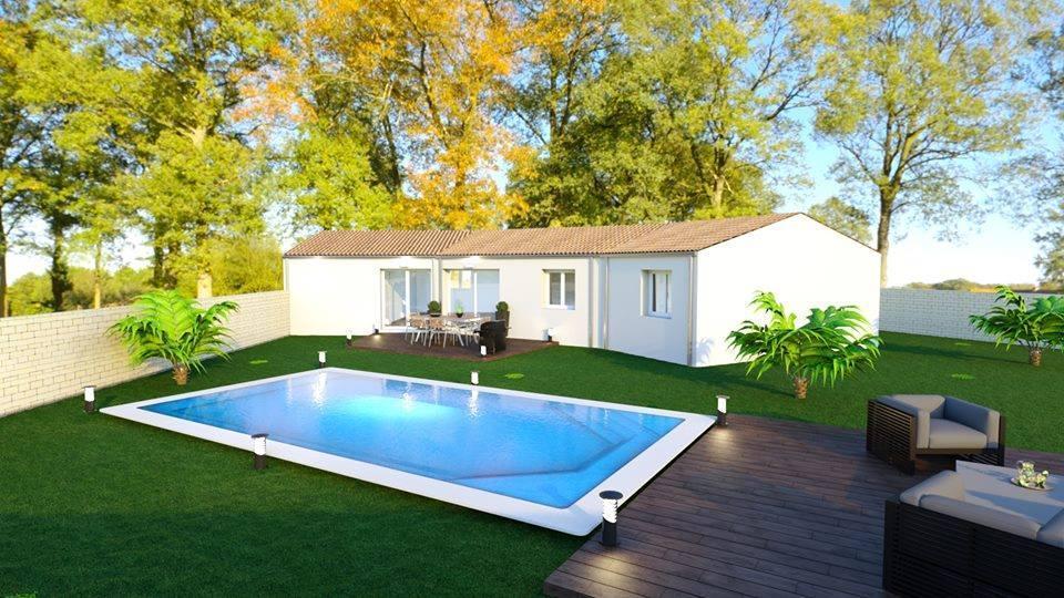 Maisons du constructeur MAISONS COTE SOLEIL 11 • 90 m² • PARAZA