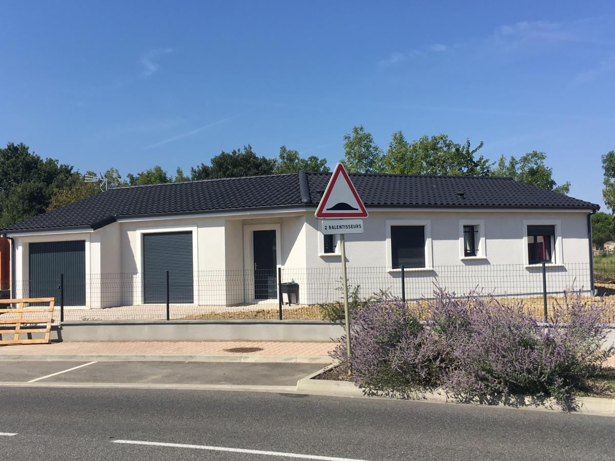 Maisons du constructeur MAISONS COTE SOLEIL 82 • 110 m² • CAUSSADE