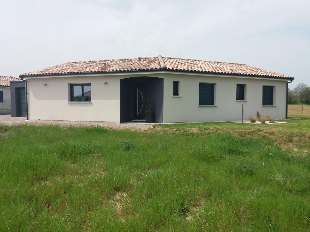 Maisons du constructeur MAISONS COTE SOLEIL 82 • 101 m² • MONTAUBAN