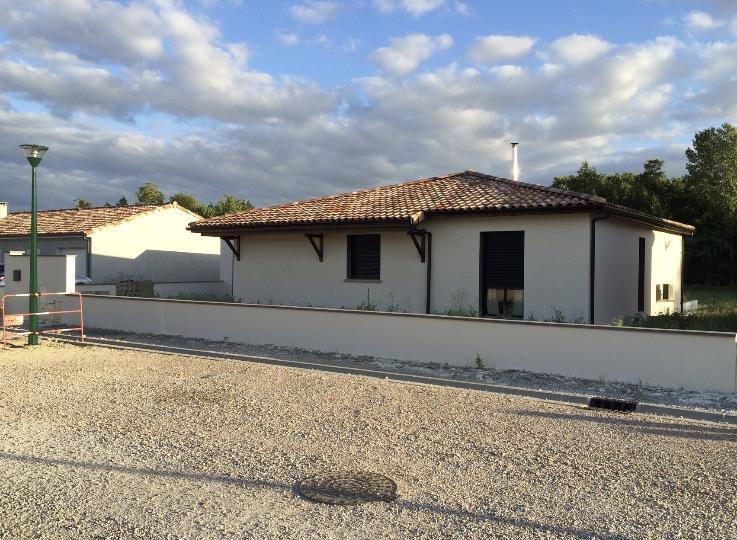 Maisons du constructeur MAISONS COTE SOLEIL 82 • 90 m² • LABASTIDE SAINT PIERRE