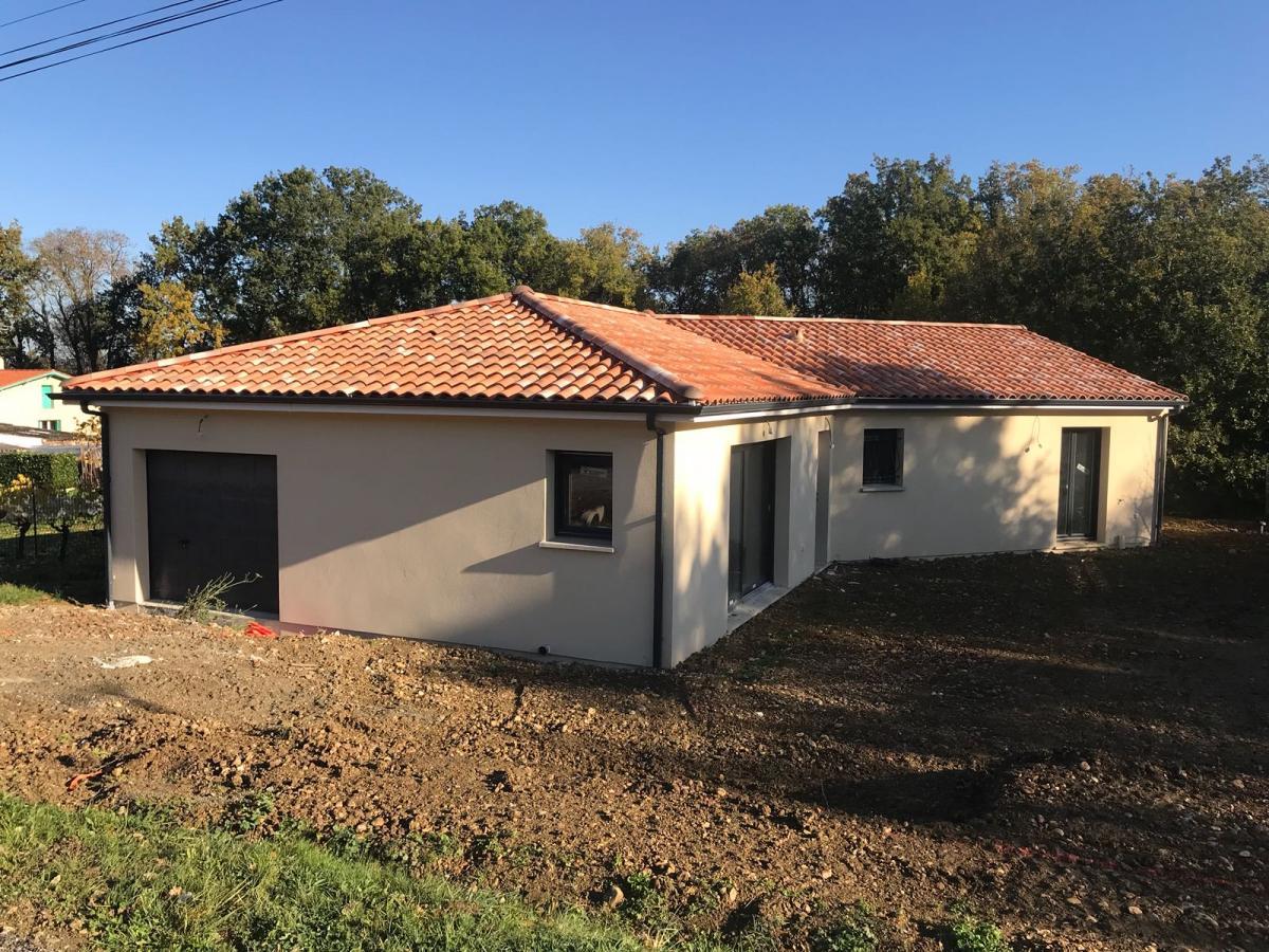 Maisons du constructeur MAISONS COTE SOLEIL 82 • 101 m² • AUCAMVILLE