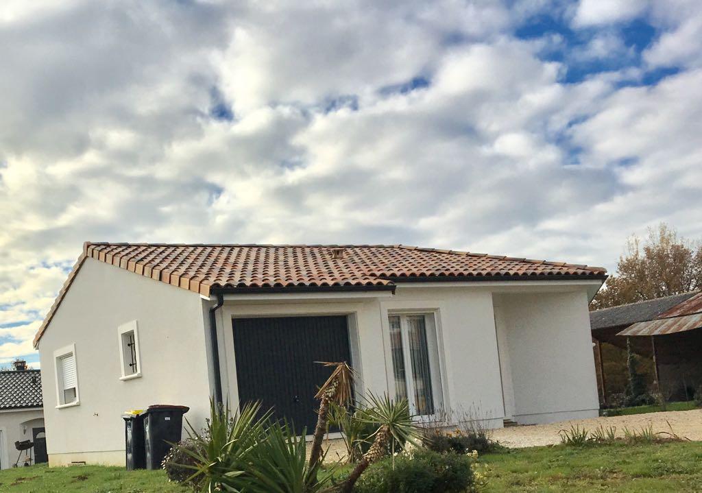 Maisons du constructeur MAISONS COTE SOLEIL 82 • 91 m² • GRISOLLES