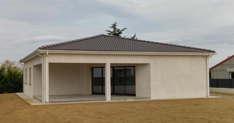 Maisons du constructeur MAISONS COTE SOLEIL 82 • 91 m² • ESCATALENS