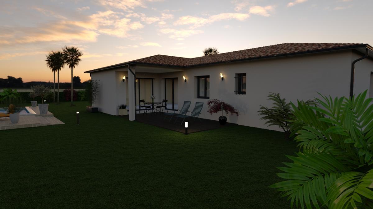 Terrains du constructeur ESQUISS BEAUZELLE • 600 m² • MONTAIGUT SUR SAVE