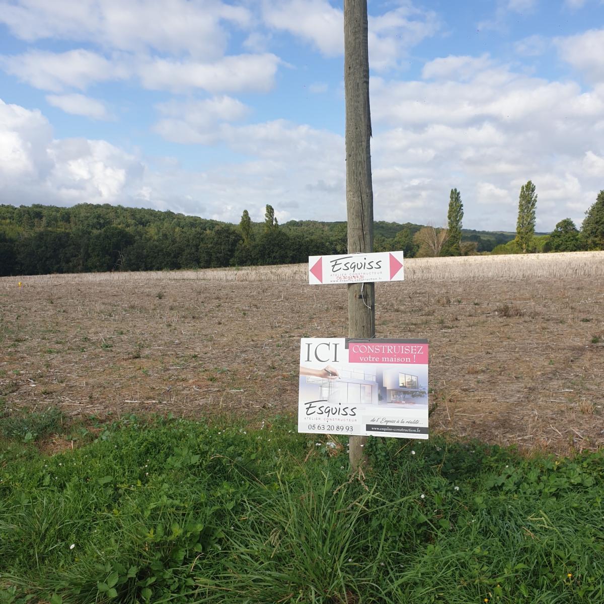 Terrains du constructeur ESQUISS BEAUZELLE • 418 m² • SAINT PAUL SUR SAVE