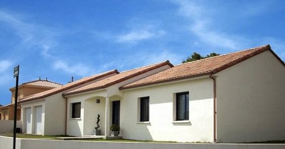 Maisons du constructeur ESQUISS BEAUZELLE • 120 m² • DAUX