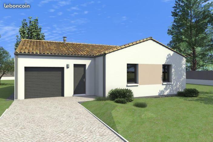 Maisons du constructeur ESQUISS BEAUZELLE • 100 m² • FONTENILLES