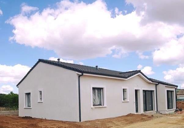 Maisons du constructeur ESQUISS BEAUZELLE • 100 m² • SAINT PAUL SUR SAVE