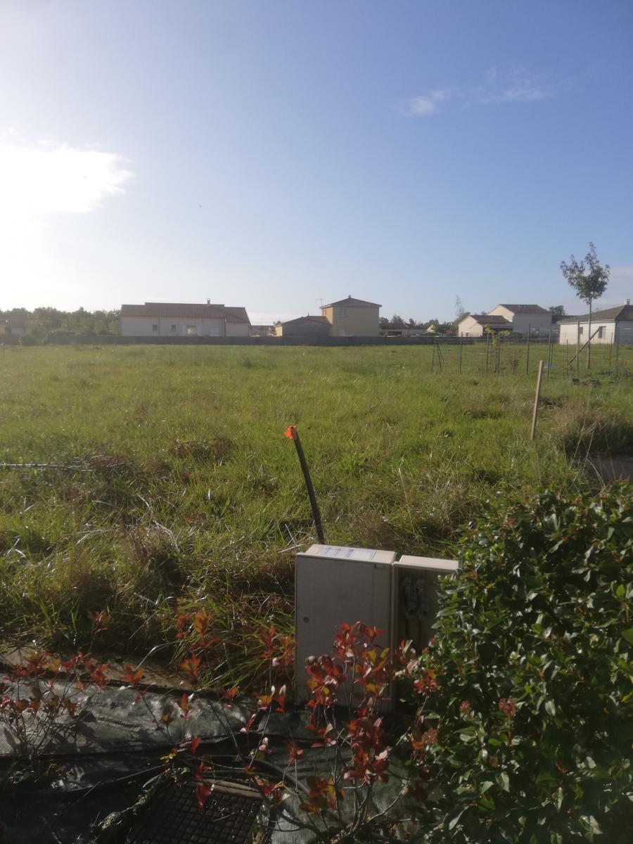 Terrains du constructeur ESQUISS BEAUZELLE • 618 m² • COLOMIERS
