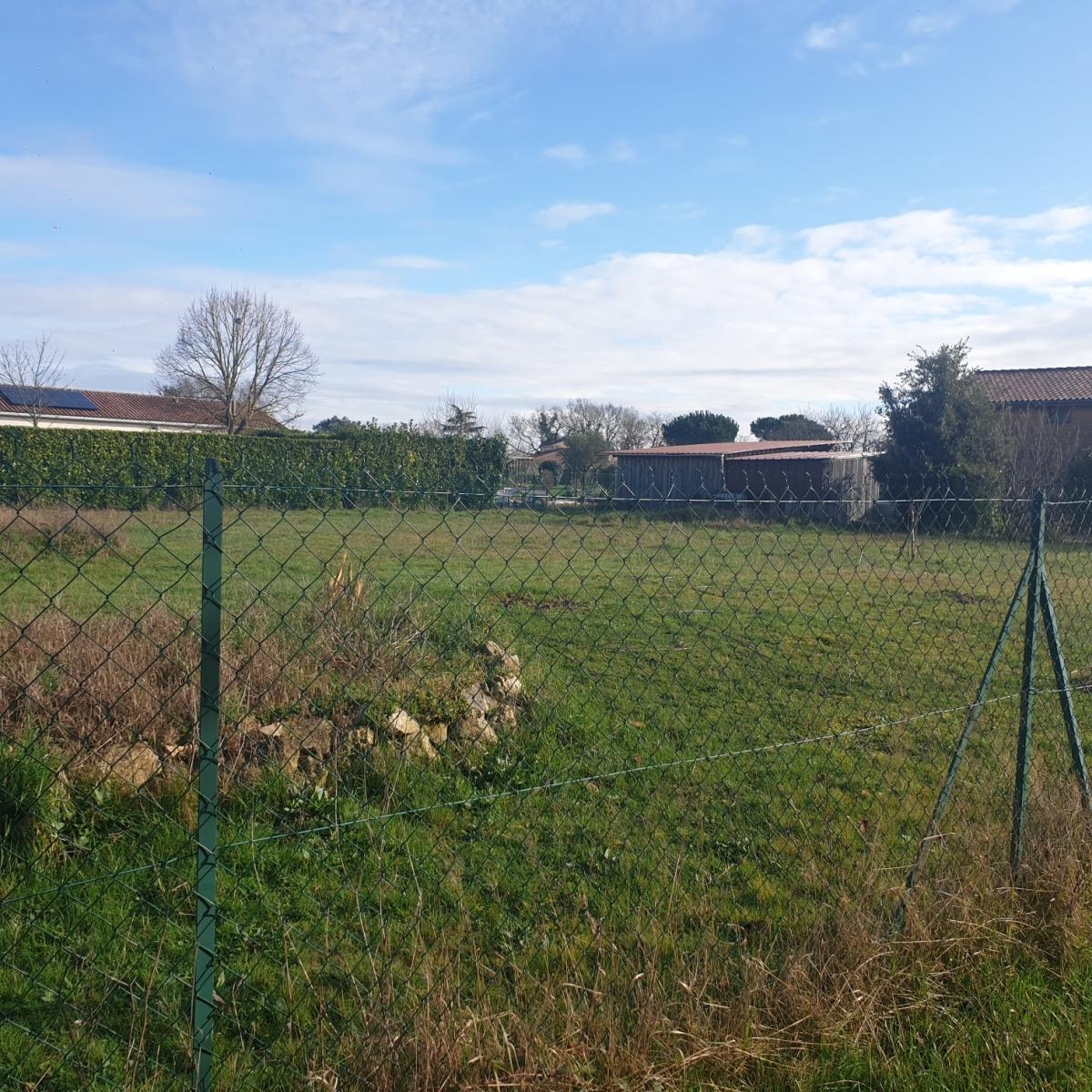 Terrains du constructeur ESQUISS BEAUZELLE • 1100 m² • MERVILLE