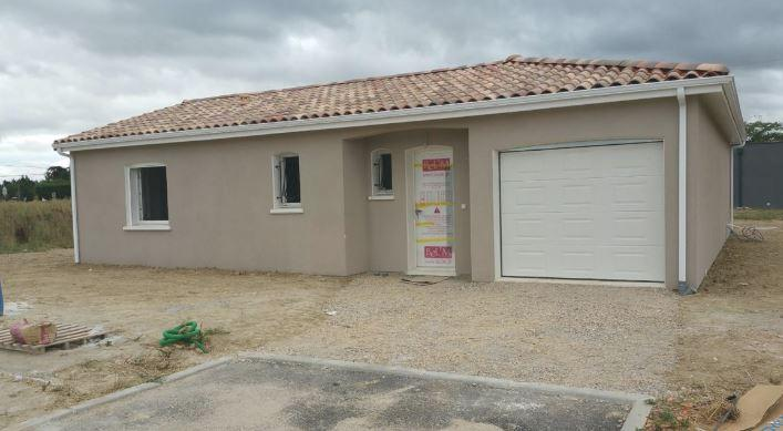 Maisons du constructeur ESQUISS BEAUZELLE • 100 m² • NAILLOUX