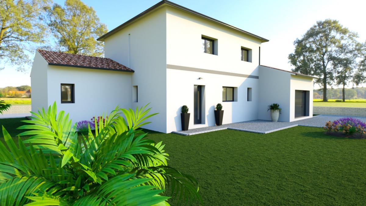 Terrains du constructeur ESQUISS BEAUZELLE • 1250 m² • SAINTE FOY DE PEYROLIERES