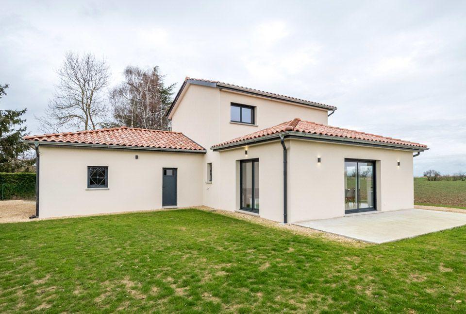 Maisons du constructeur MAISONS COTE SOLEIL 66 • 94 m² • PASSA