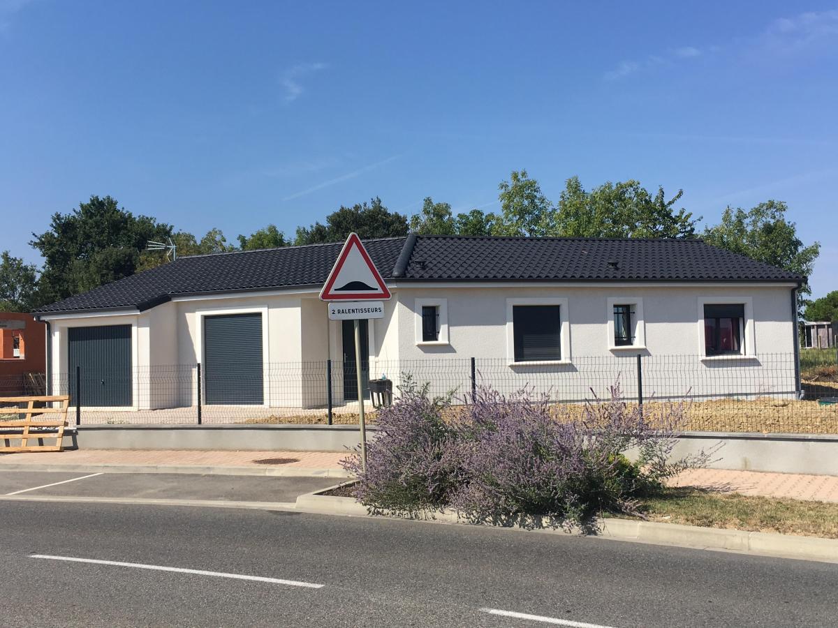 Maisons du constructeur ESQUISS AUCAMVILLE • 120 m² • GRAGNAGUE