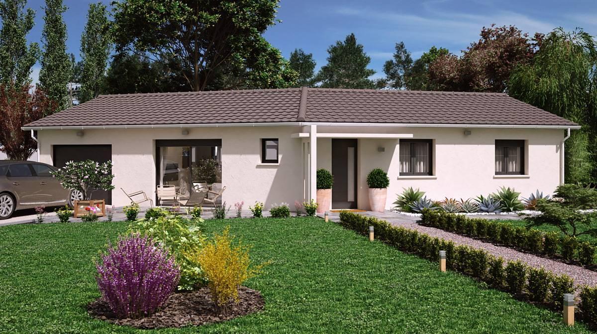 Maisons du constructeur ESQUISS AUCAMVILLE • 120 m² • MONTASTRUC LA CONSEILLERE