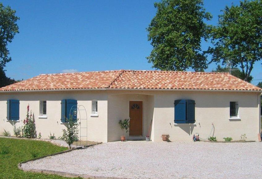 Maisons du constructeur ESQUISS AUCAMVILLE • 85 m² • BESSIERES