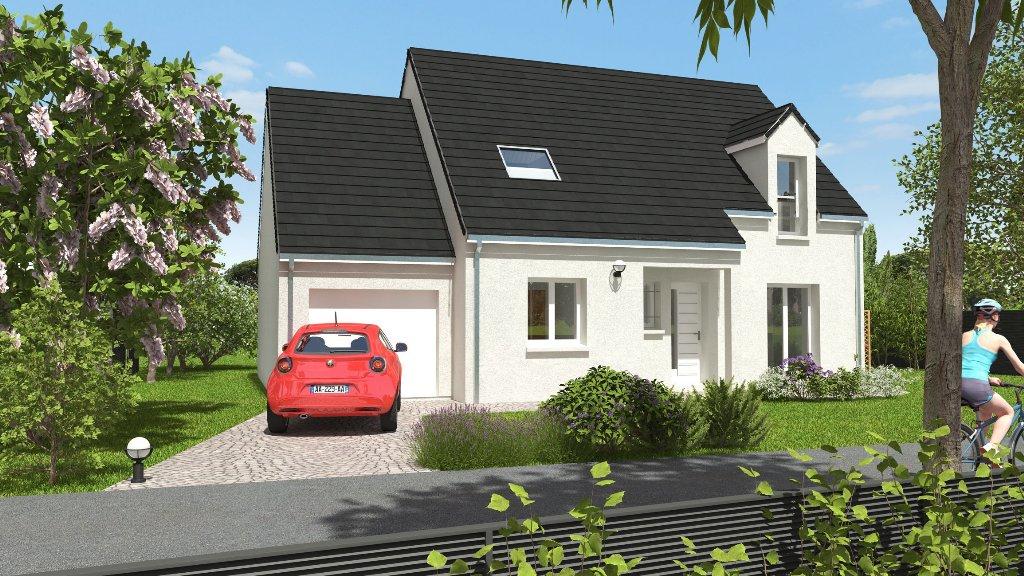 Maisons du constructeur MAISONS CPR • 117 m² • BEAUNE LA ROLANDE