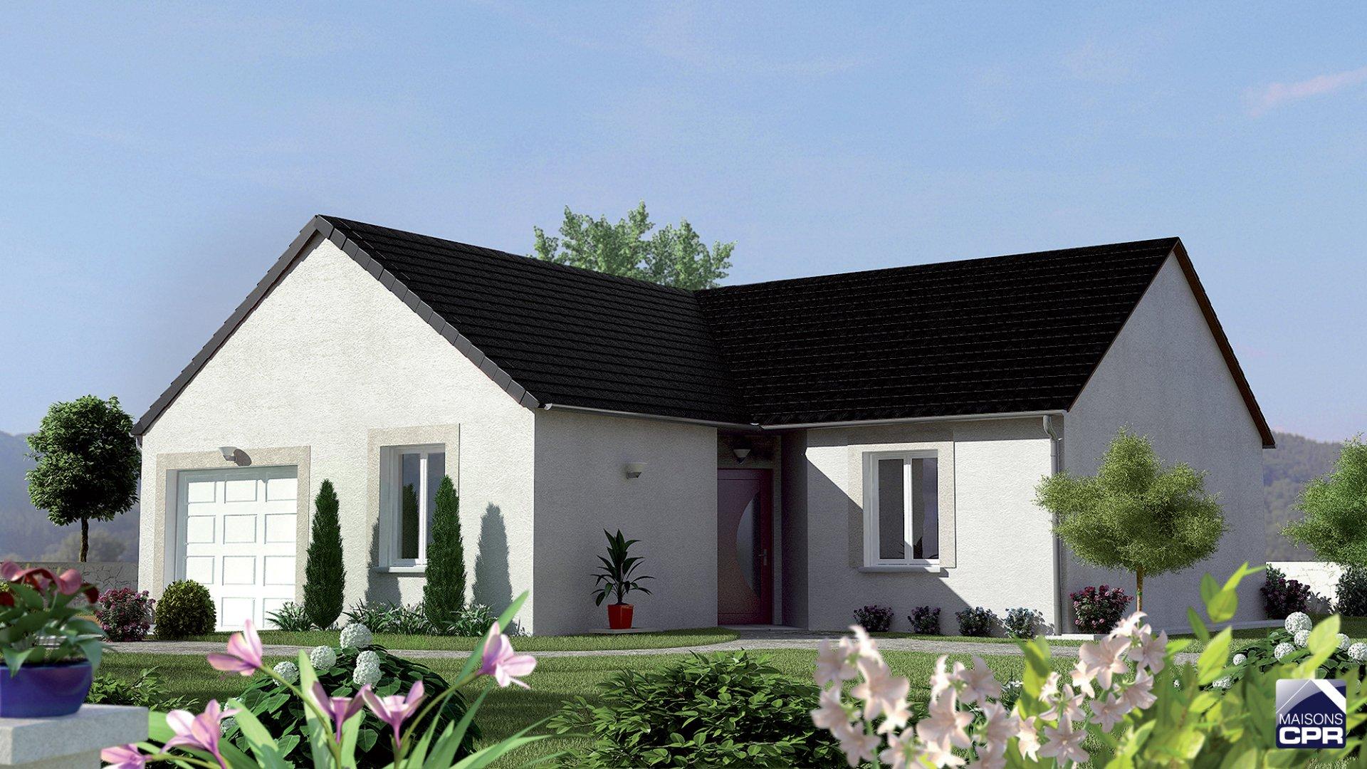 Maisons du constructeur MAISONS CPR • 89 m² • SORIGNY
