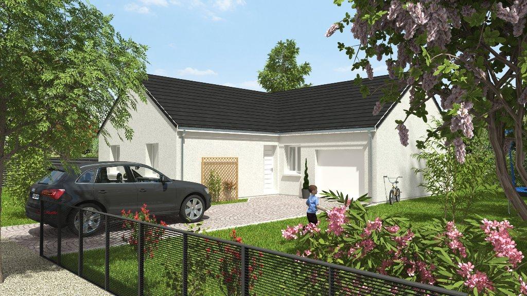 Maisons du constructeur MAISONS CPR • 93 m² • ESVRES