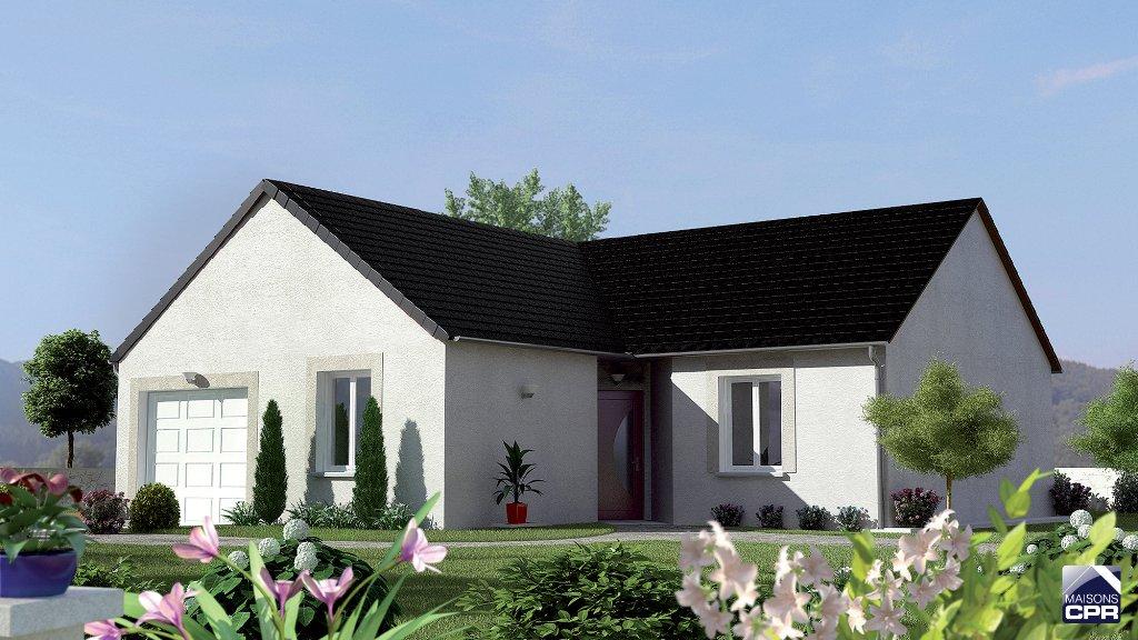 Maisons du constructeur MAISONS CPR • 89 m² • VILLEPERDUE