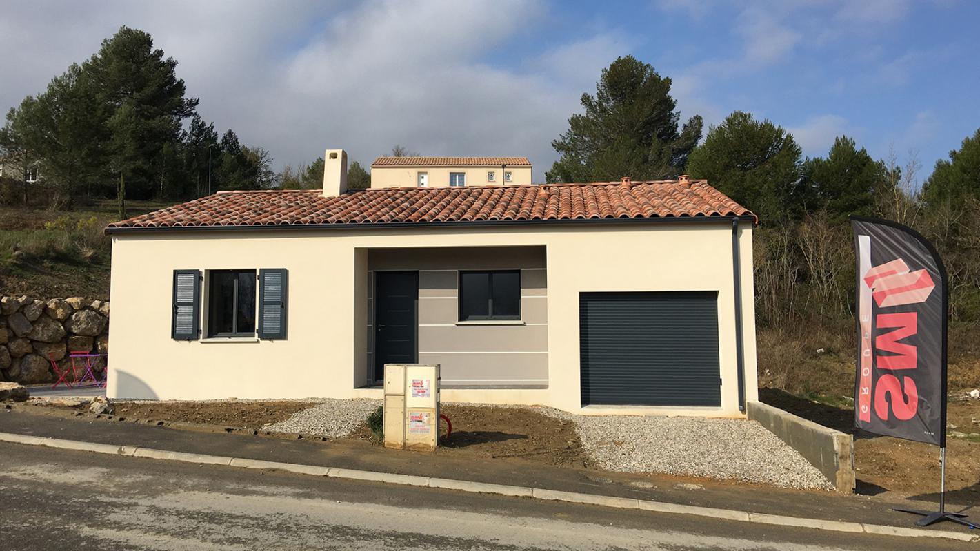 Maisons + Terrains du constructeur SM MAISON • 65 m² • PRADES