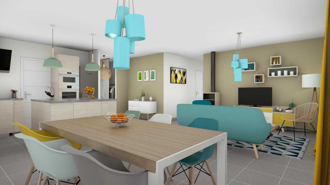 Terrains du constructeur SM MAISON • 68 m² • SALSES LE CHATEAU