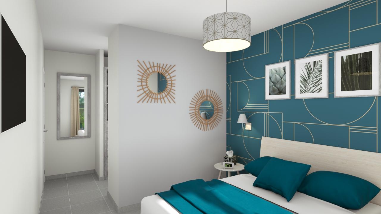 Maisons + Terrains du constructeur SM MAISON • 87 m² • ORTAFFA