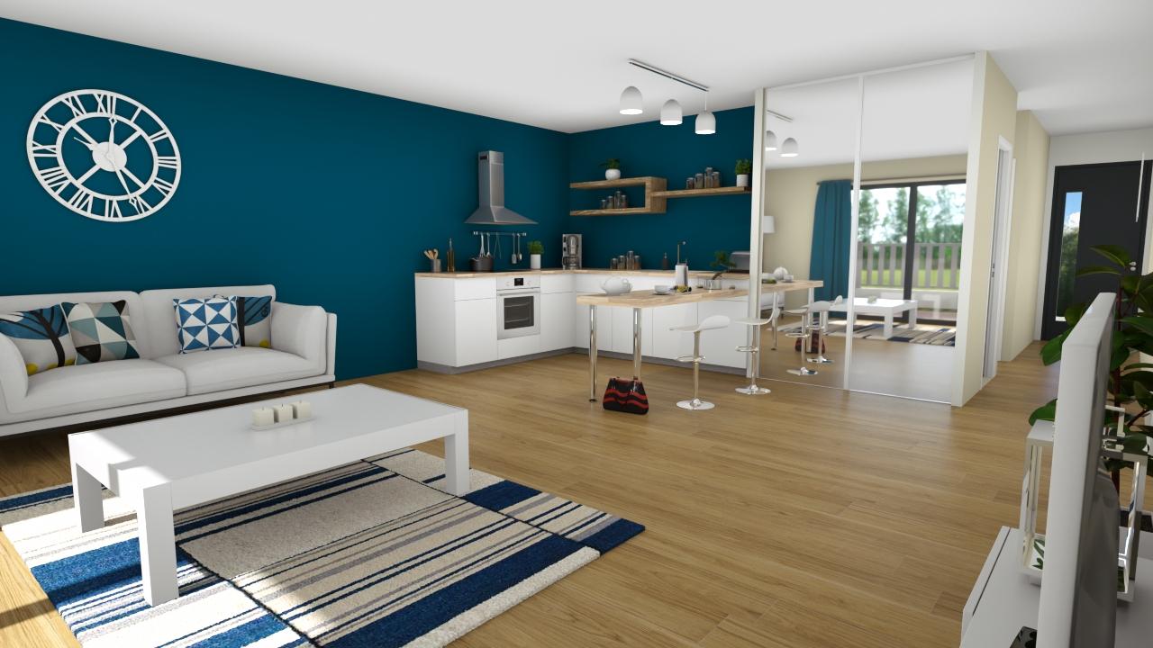 Maisons + Terrains du constructeur SM MAISON • 65 m² • THUIR
