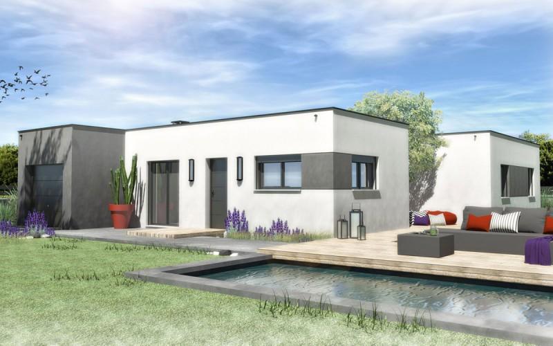 Maisons + Terrains du constructeur SM MAISON • 120 m² • ARGELES SUR MER