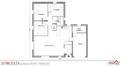 Terrains du constructeur TRADICONFORT 44 • 450 m² • BOURGNEUF EN RETZ
